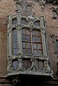 Window in Art Nouveau Style - panoramio.jpg