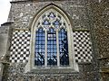 Window of St Andrew's Church, Much Hadham.jpg