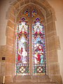 Windows in St. Martin Of Tours, West Coker - geograph.org.uk - 1170684.jpg