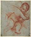 Winged Putto Holding the Base of a Cross MET DP811853.jpg
