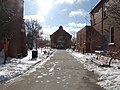 Winter yarnbomb in Stouffville (16493154922).jpg