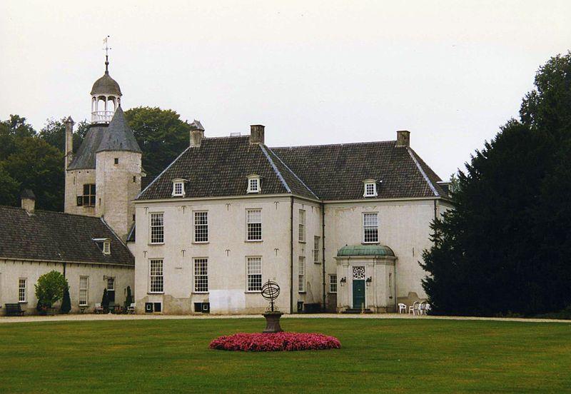 Huis wisch zonnewijzer in terborg monument - Oude huis fotos ...