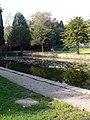 Witton park lily pond - panoramio.jpg