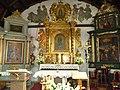 Wnętrze Kościoła , Wniebowzięcia N.M.P w Bierzgłowie. - panoramio (1).jpg
