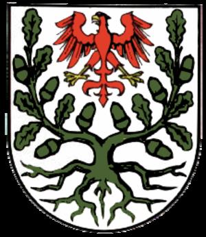 Woldegk - Image: Woldegk Wappen