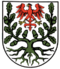 coat of arms of the city of Woldegk