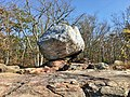 Wolf Rock (looking in towards trail), Mansfield, CT - October 2020.jpg