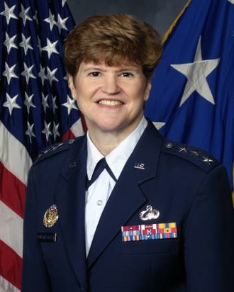 Beavercreek, Ohio - Gen. Janet C. Wolfenbarger, who is the Air Force's highest-ranking woman (as of 1 January 2010), is a 1976 graduate of Beavercreek High.