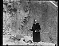 Woman develops run-down farm Into a paying stone quarry. Mrs. Lilly C. Stone, residing near Bethesda, Maryland, is said to be the only woman quarrier. She operates several stone quarries and LCCN2016889291.jpg