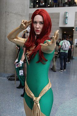 Wondercon 2016 - Jean Grey Cosplay (25476165694).jpg