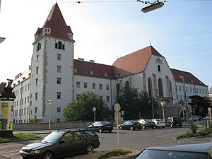 Military Ordinariate of Austria - St. George's Cathedral, Burg Wiener Neustadt