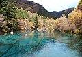 Wuhuahai Lake 五花海 - panoramio.jpg
