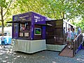 Xbox 360 Kinect booth at Rudolphplatz in Cologne (4912853111).jpg