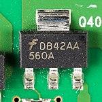 Xerox ColorQube 8570 - PCB Power Control - Fairchild 560A-92524.jpg