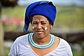 Xhosa woman, Eastern Cape, South Africa (20503470562).jpg