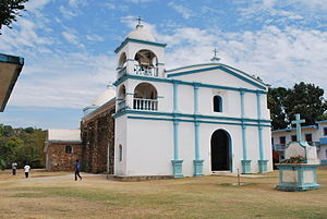 Xochistlahuaca - Parish church