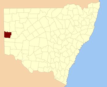 Yancowinna NSW