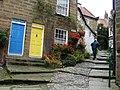 Yellow Door, Blue Door - geograph.org.uk - 576014.jpg