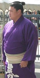 Yoshikaze Masatsugu Japanese sumo wrestler