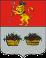Yuryev-Polskiy COA (Vladimir Governorate) (1781).png
