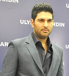 Yuvraj Singh Indian cricketer