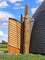 Zalavár, Millennium Monument, Tor 2014-08.jpg