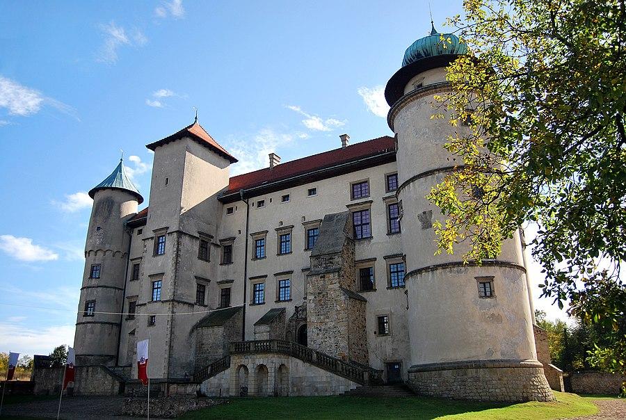 Nowy Wiśnicz Castle