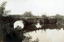 Zapote River Bridge in 1899.jpg