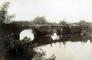 Zapote River Bridge in 1899.jpg