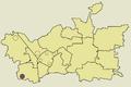 Zawiercie Osiedle Miodowa location map.png