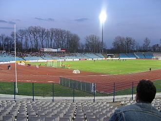 1999 World Youth Championships in Athletics - Image: Zawisza Bydgoszcz 1 0 Slask Wroclaw