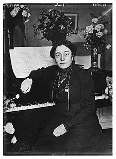 Fannie Bloomfield Zeisler American musician