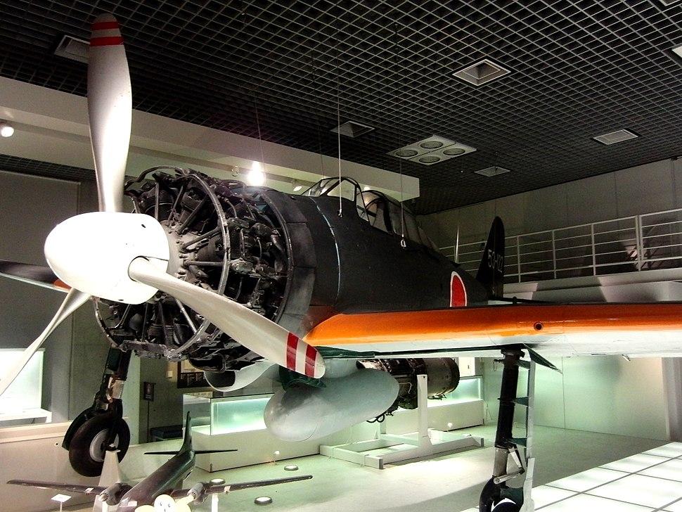 Zero Fighter Plane Model 21