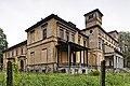 Zespół pałacowy Potockich- pałac (tzw. nowy), Krzeszowice, A-643 M 03.jpg