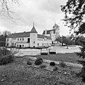 Zijaanzicht Jachtslot met later aangebouwde vleugel van het voormalige klooster - Molenhoek - 20002520 - RCE.jpg