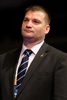 Zsolt Csampa Hungarian politician