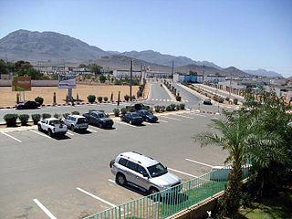 Zouérat Commune and town in Tiris Zemmour, Mauritania