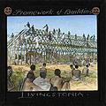 """Framework of Building, Livingstonia"", Malawi, ca.1910 (imp-cswc-GB-237-CSWC47-LS4-1-022).jpg"