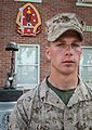 'Timberwolf' Marines sweep honors in AIT courses 130522-M-PE262-001.jpg