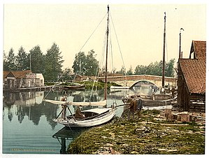 Wroxham - Wroxham, England, ca. 1890 - 1900.