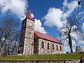 (Gościno) Groß Jestin, Pfarrkirche.JPG