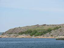Älvsborgs Fortress (Oscar II's fort) in Gothenburg.JPG