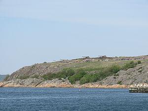 Älvsborg, Gothenburg - Oscar II's Fort, now a military museum.