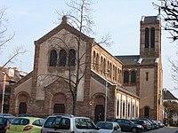 Église Saint Aloyse Strasbourg-Neudorf.JPG
