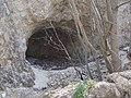 Ördög-orom Quarry Conservation Area. Cave. - Edvi Illés utca, Budapest.JPG