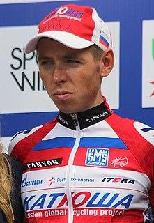 Sergey Chernetskiy Russian cyclist
