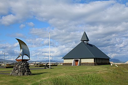 How to get to Þorlákshöfn with public transit - About the place