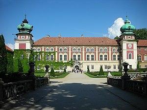 Podkarpackie Voivodeship - Image: Łańcut Pałac