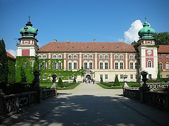 Łańcut - Łańcut Castle