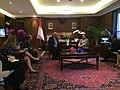 Επίσκεψη ΥΦΥΠΕΞ, Τ. Κουίκ, στην Ινδονησία (22822553458).jpg